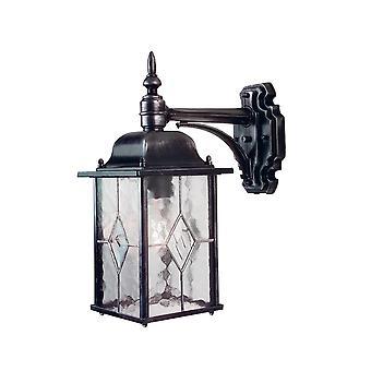 Lanterna de parede Wexford Down - Elstead iluminação