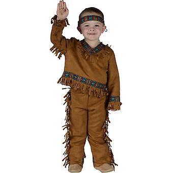 Indian Boy Toddler Costume