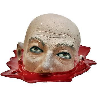 Ed Head Prop. Halloween hoofden.