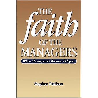 マネージャー、管理の信仰 Pattison & スティーブンによって宗教になってしまう
