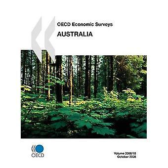 Austrália de inquéritos económicos OCDE 2008 pela publicação da OCDE