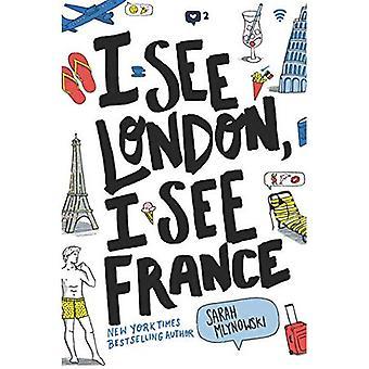 Jag ser London ser jag Frankrike