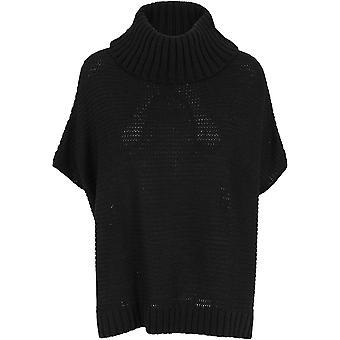 Urban Classics Damen Poncho Knitted