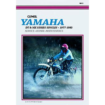 Yamaha DT and MX Series Singles - 1977-83 - Clymer Workshop Manual (3r