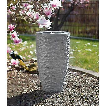 Fuente fuente jardín fuente de FoStones I 63x38cm 10875
