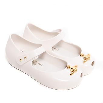 Melissa chaussures mini VW Ultragirl 19 chaussures, Orb blanc