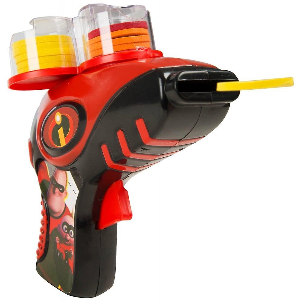 Superhjältarna Disc shooter