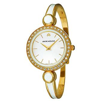 Andre Mouche - Wristwatch - Ladies - ARIA-CRYSTAL - 452-01101