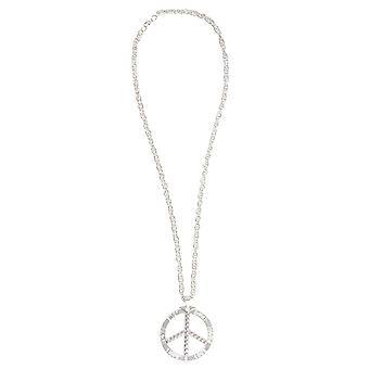 Bristol Novelty Peace Sign Chain Necklace Bristol Novelty Peace Sign Chain Necklace Bristol Novelty Peace Sign Chain Necklace Bristol Novel