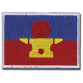 Patch - Gundam 00 - New HRL Flag Iron On Gifts Toys Anime Licensed ge4324
