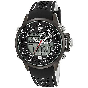 Radiant new grand prix Watch for Men Analog/ Quartz Digital with Silicone Bracelet RA400601