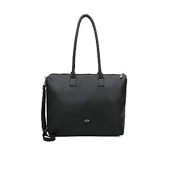 Fritzi aus Preussen Caja - Black Women's Tote Bags (Black) 10.5x36.5x25.5 cm (W x H L)