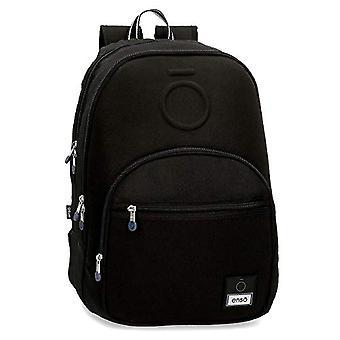 Enso Basic Backpack 46 centimeters 25.02 Black (Negro)