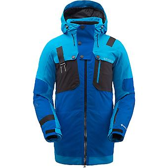 Spyder TORDRILLO Men's Gore-Tex Primaloft Ski Jacket - Blue