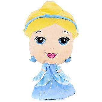 Disney Plush Cinderella Backpack Junior Satchel 42x22cm