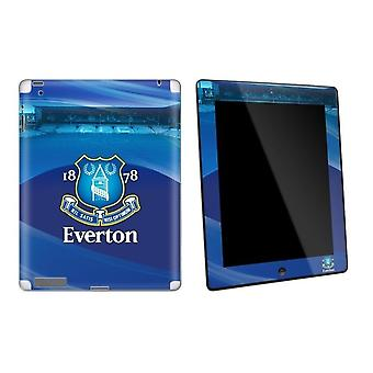 Officielle FC skins til iPad 2/3/4-EVERTON