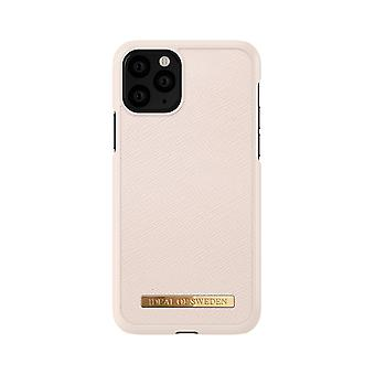 iDeal Of Sweden iPhone 11 Pro Saffiano Shell-Beige