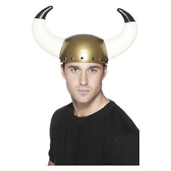 Mens Wikinger Helm Fancy Dress Zubehör
