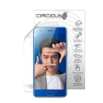 Celicious Vivid Plus Mild Anti-Glare Screen Protector Film Compatible with Honor 9 [Pack of 2]