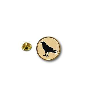Pine PineS PIN rinta nappi PIN-apos; s metalli Broche Papillon Butterfly Flag Raven lintu