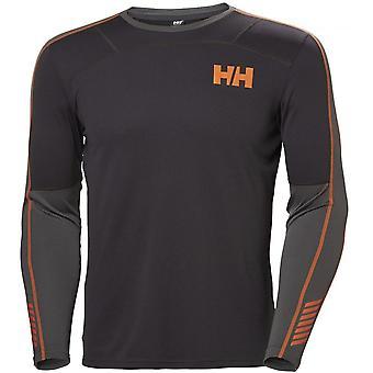 Helly Hansen HH Lifa actieve Crew - zwart