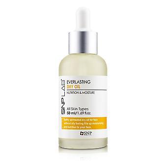 Snp Lab+ Everlasting Dry Oil - Nutrition & Moisture (for All Skin Types) - 50ml/1.69oz