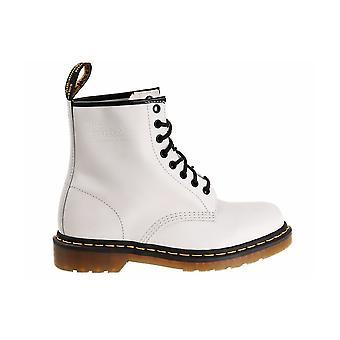Dr. Martens 1460 Blanco Suave 11822100 zapatos universales para mujer