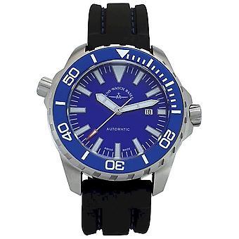 Zeno-Watch - Wristwatch - Men - Professional Diver Pro Diver 2 blue - 6603-a4