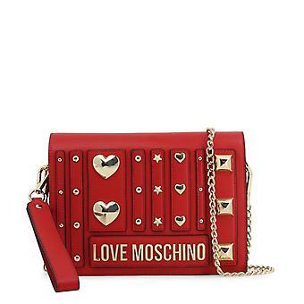 Amore moschino donne's pochette - jc4242pp08kf, rosso