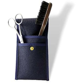 Establecer barba y bigote 2 Pi estas tijera y cepillo - Kit Du Barbu