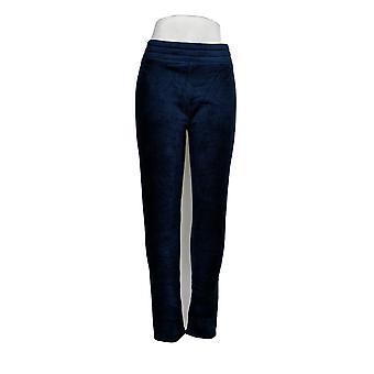 Cuddl Duds Leggings Fleecewear Stretch BlueA293087