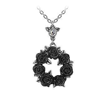 Alchemia Ring ' O róże wisiorek