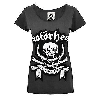 Ενισχυμένο Motorhead Μαρτίου Γυναίκες's T-Shirt