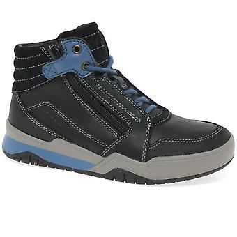Geox Junior Perth Zip Boys Boots