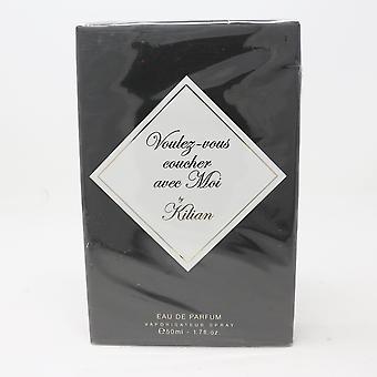 Voulez-Vous Coucher Avec Moi von Kilian Eau De Parfum 1,7 oz Spray neu mit Box