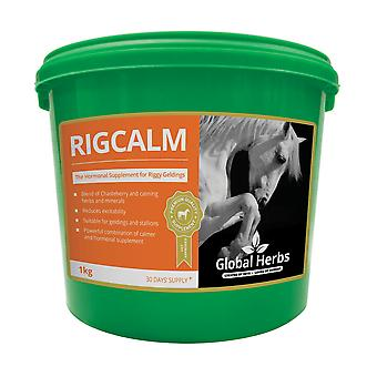 Herbes globales - Rigcalm
