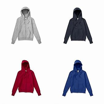 SG Ladies/Womens Full Zip Urban Hooded Sweatshirt / Hoodie