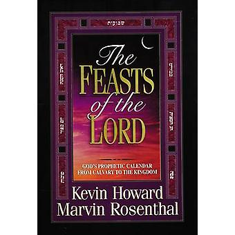 The Feasts of the Lord by Howard - Rosenthal - 9780785275183 Book