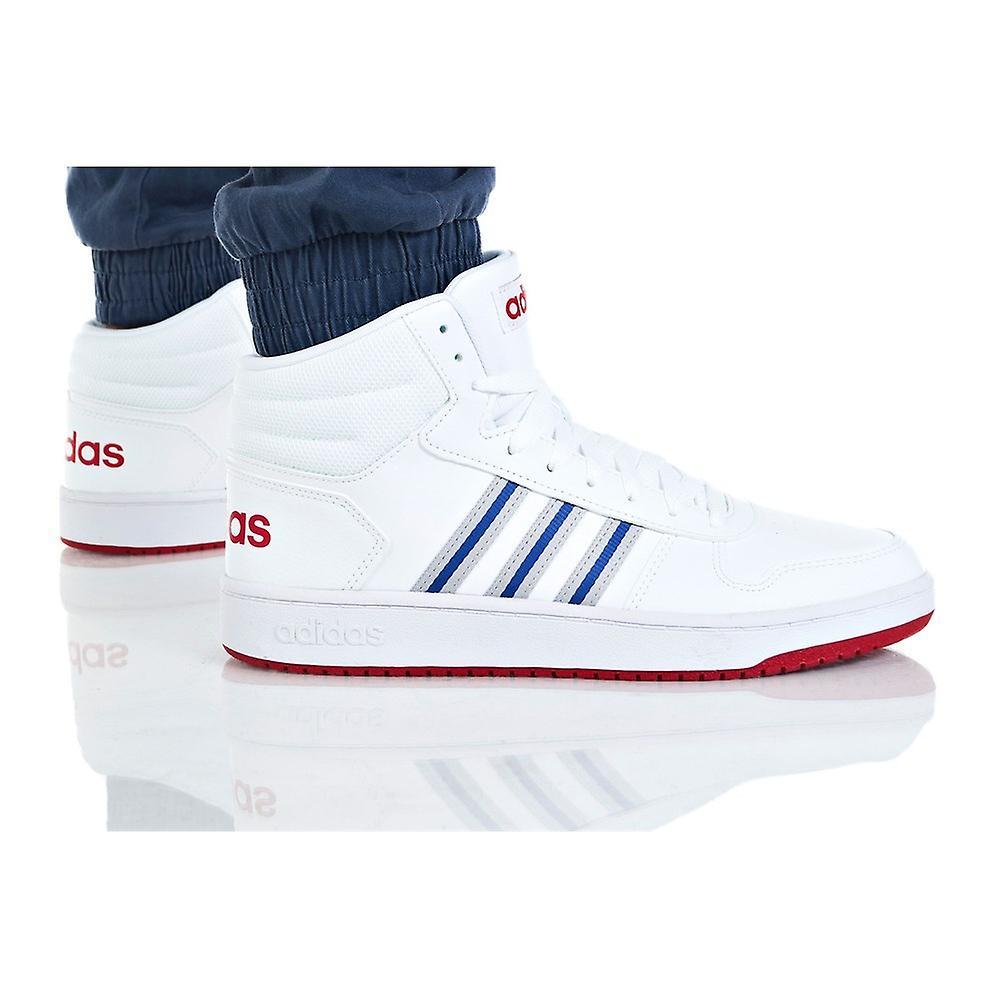 Decir la verdad Amperio Regreso  Adidas Hoops 20 Mid Eg8302 Universal All Year Men Shoes