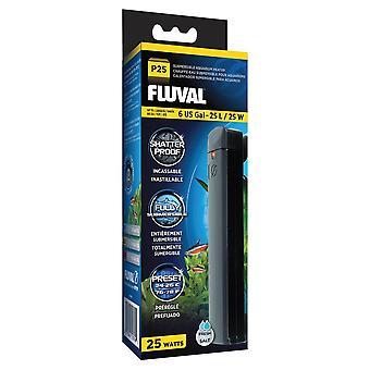 Fluval P25 Pre Set Heater 25w