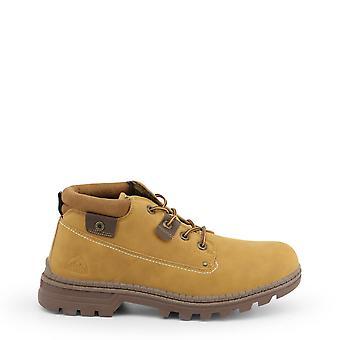 Carrera Jeans Originele Heren Herfst/Winter enkellaars - Bruine kleur 35729