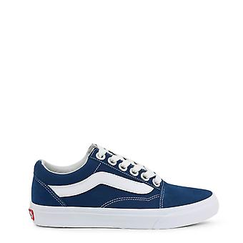 Vans Original Unisex All Year Sneakers - Blue Color 56397