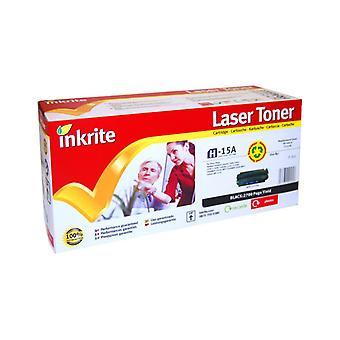 Inkrite Laser Toner Cartridge Compatible with HP 1200 Black