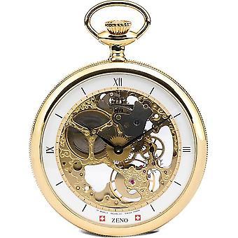 Zeno-Watch - Pocket Watch - Men - Lepine L213S-Pgr-i2