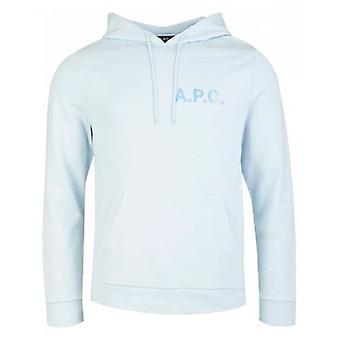 Apc Stamp Logo Pullover Hoody