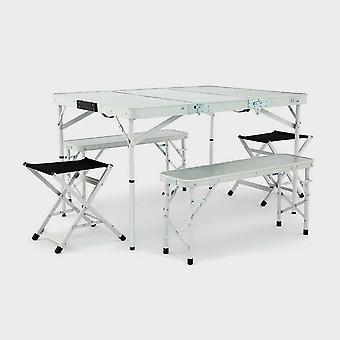 New Hi-Gear Elite Picnic Table Silver