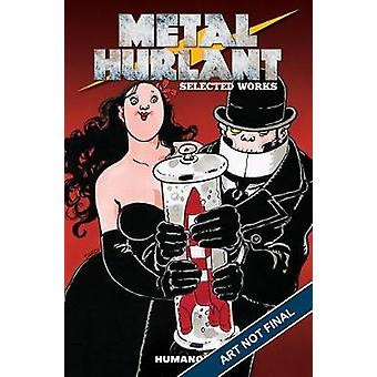 Metal Hurlant - Selected Works by Geoff Johns - 9781643375199 Book