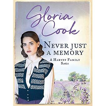 Never Just a Memory by Gloria Cook - 9781788633413 Book