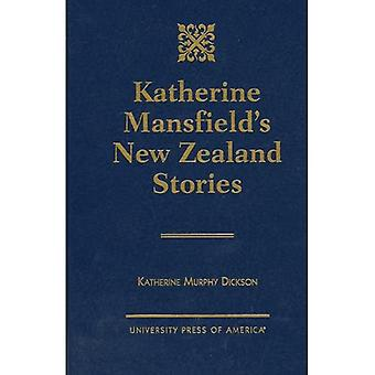 Katherine Mansfield Nowa Zelandia historie