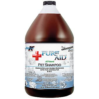 Double K Furst Aid Medicated Shampoo